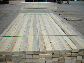 industrial manufacturing lumber stack image 3